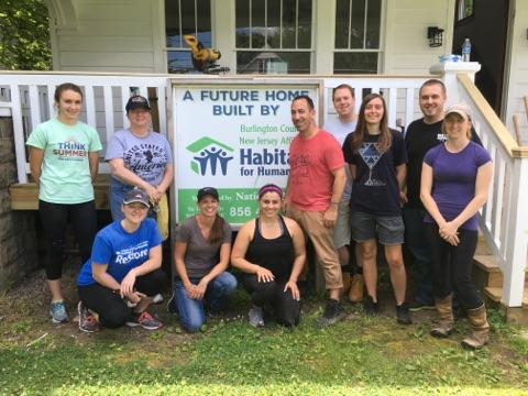 Bowman Employees Continue Community Service With Habitat for Humanity