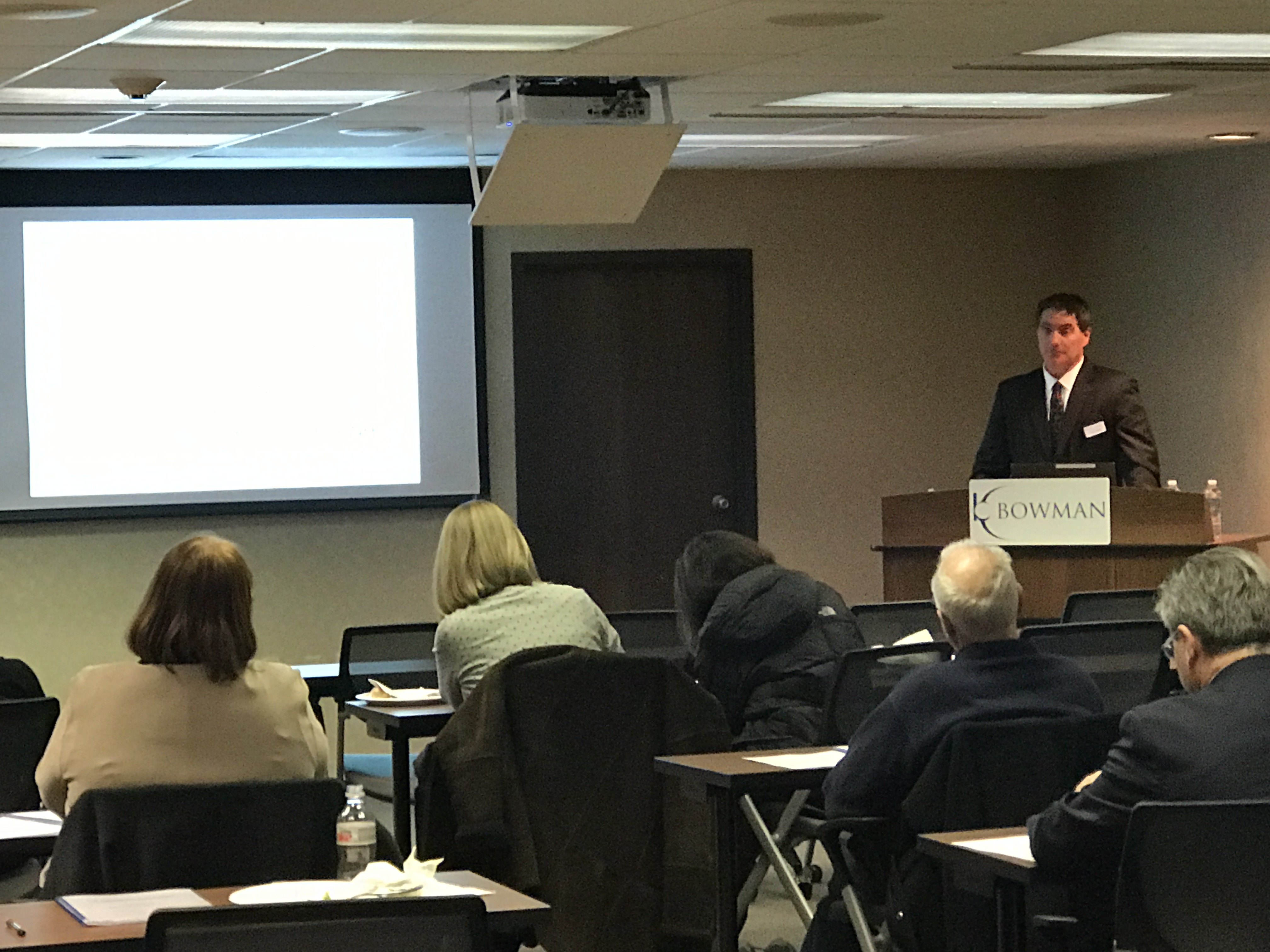 Bowman Hosts Seminar on Not-for-Profit Financial Statement Standard