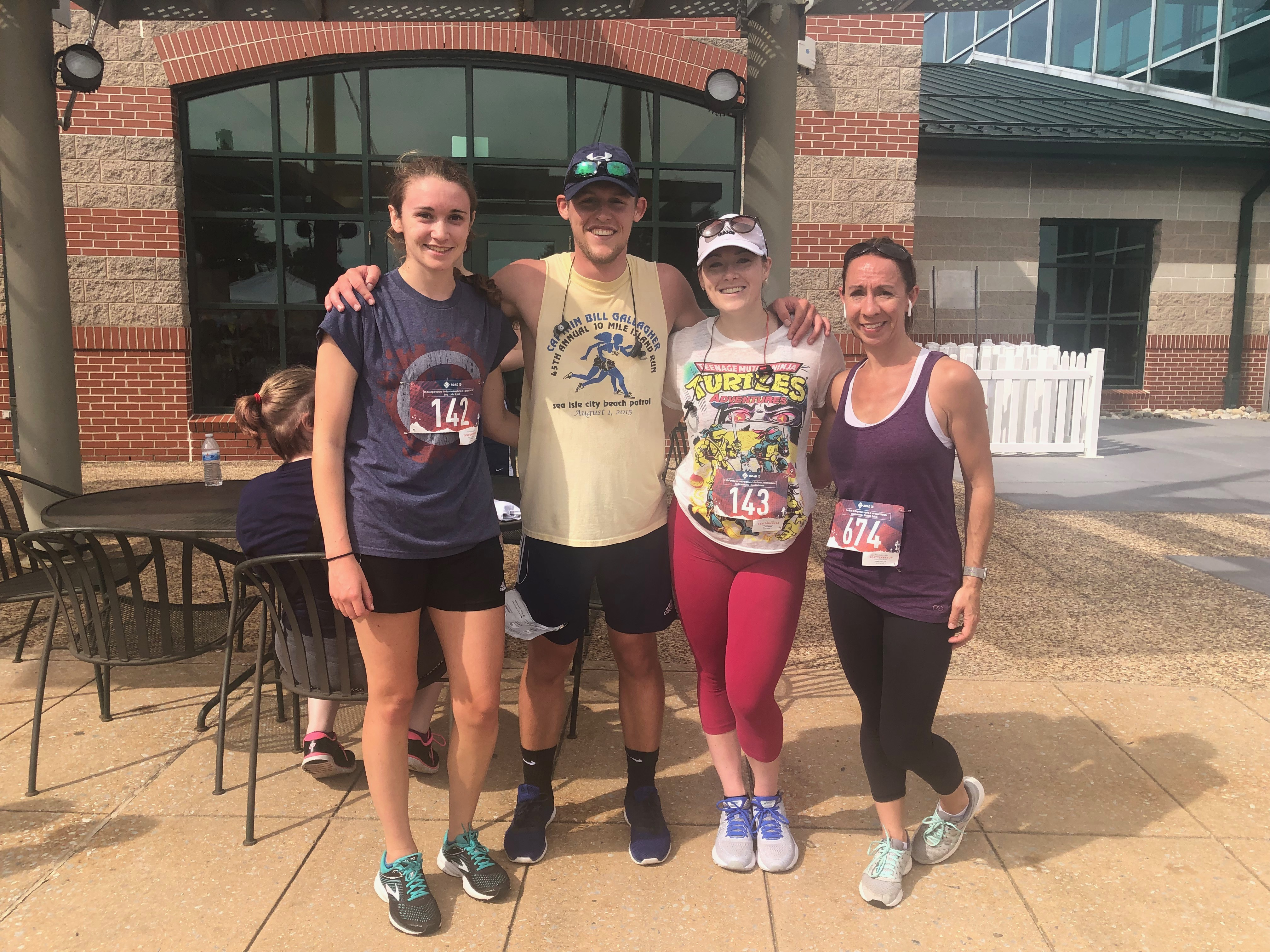 Bowman Participates in United Way 5K Run